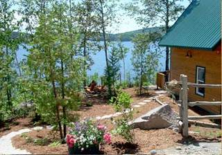 Accommodation on Lake Temiskaming