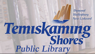 Temiskaming Shores Public Library logo