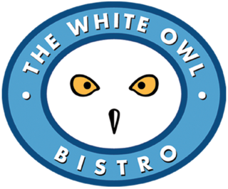 The White Owl logo