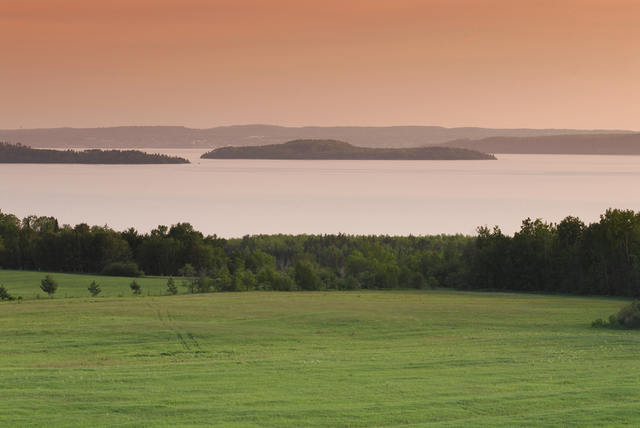 Lac Témiscamingue